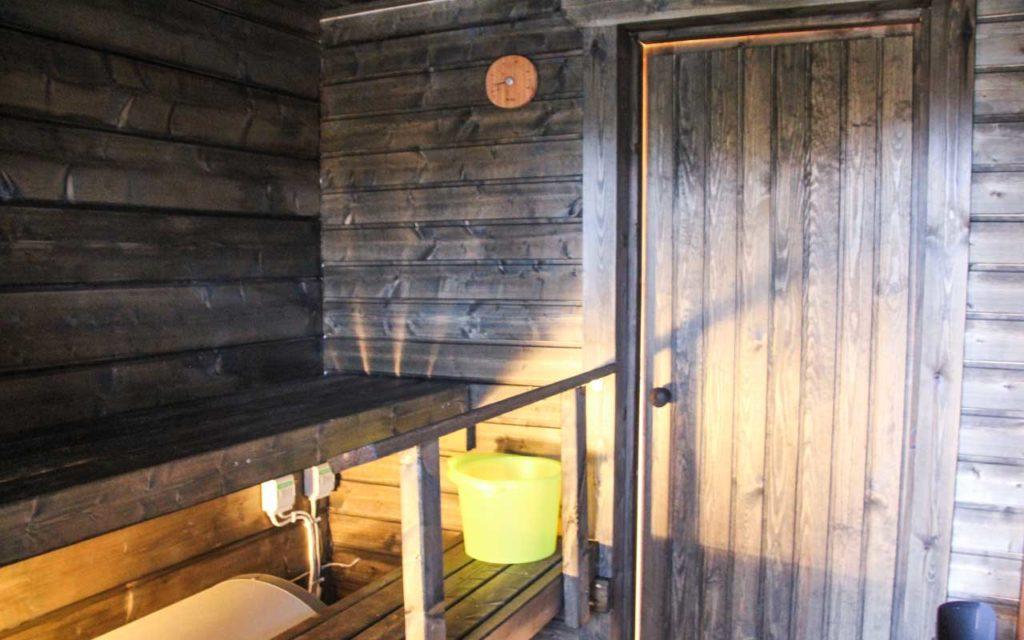 Ilonan sauna