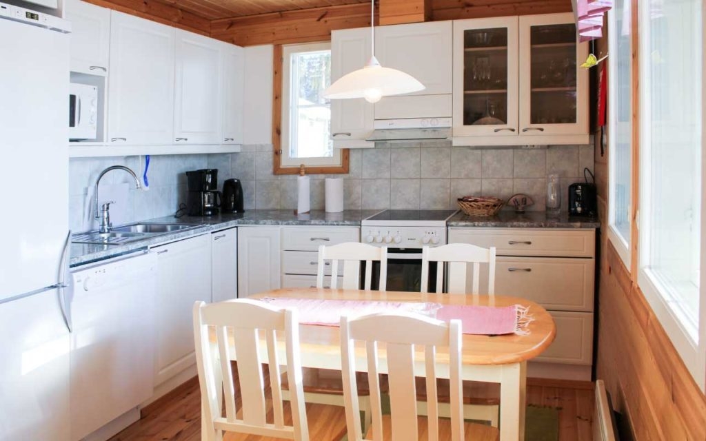 Villa Valon keittiö